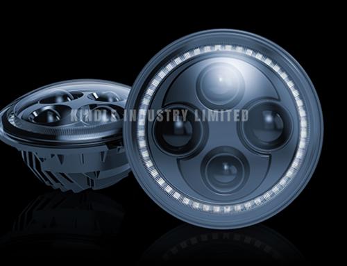 Upgrade Your Jeep Wrangler OEM Halogen Headlights
