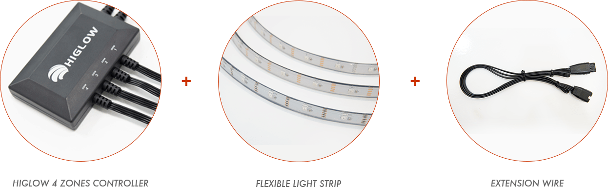 Ambient Lighting Kit
