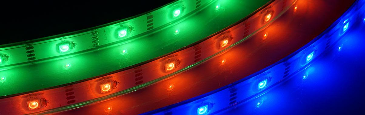 Waht can LED strip lights do