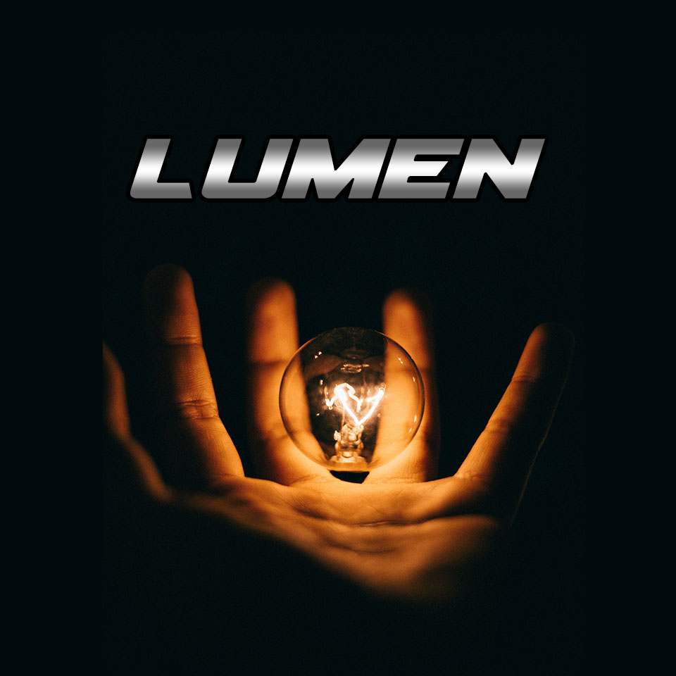 Raw lumen vs effect lumen